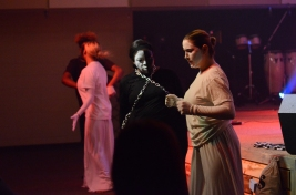 Powerful ministering through the arts